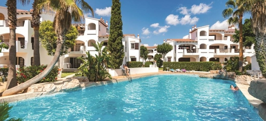 Menorca - Relaxing 7-night break in Cala`n Porter