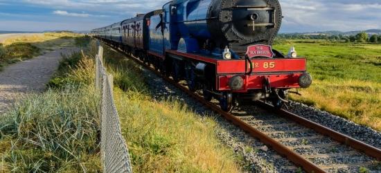 Win a 7-night vintage train trip around Ireland