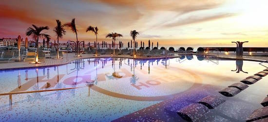 7 nights at the 5* Hard Rock Hotel, Tenerife