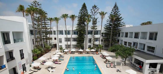 7nt 3* self-catering Cyprus holiday (based on 3 sharing)