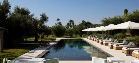 £62pp Based on 2 people per suite per night | Hotel Les Cinq Djellabas, Marrakech, Morocco