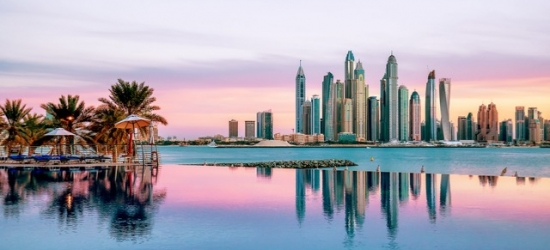 £52pp Based on 2 people per night | Dukes The Palm, a Royal Hideaway Hotel, Dubai, UAE
