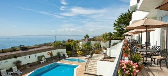 £41pp Based on 2 people per night | Hallmark Hotel Bournemouth East Cliff, Bournemouth, Dorset