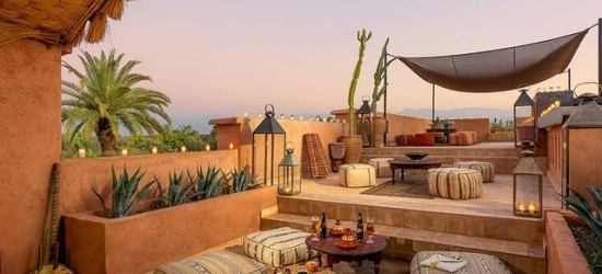 £62pp Based on 2 people per night | The Source, Marrakech, Morocco