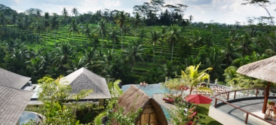 £62pp Based on 2 people per villa per night | Puri Sebali Resort, Bali, Indonesia