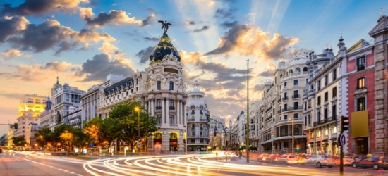 £36pp Based on 2 people per night | Artiem Madrid Hotel, Madrid, Spain