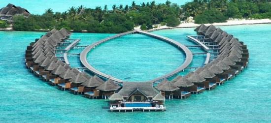 5* Maldives escape with water villa & optional private pool