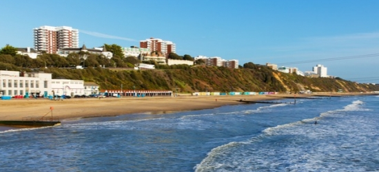 £68pp Based on 2 people per night | Best Western Hotel Royale, Bournemouth, Dorset