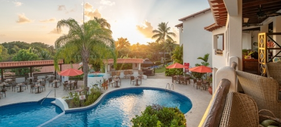 All-inclusive Barbados escape at an adults-only hotel with optional premium flights