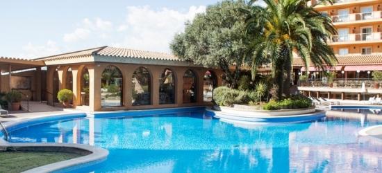 £28pp Based on 2 people per night | Hotel Luna Club, Costa Brava, Spain