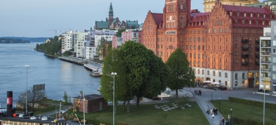 £48pp Based on 2 people per night | Elite Hotel Marina Tower, Stockholm, Sweden