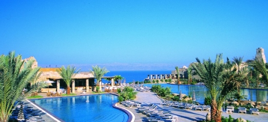£67pp Based on 2 people per night | Mövenpick Resort & Spa Dead Sea, Sweimeh, Jordan
