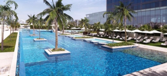 £38pp Based on 2 people per night | Fairmont Bab Al Bahr, Abu Dhabi, UAE