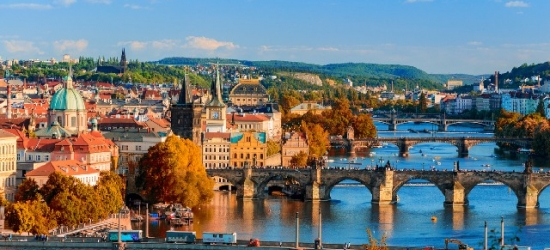 £44pp Based on 2 people per night | Lindner Hotel Prague Castle, Prague, Czech Republic