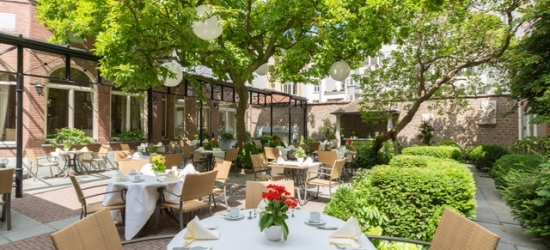 £57pp Based on 2 people per night | Stanhope Hotel Brussels by Thon Hotels, Brussels, Belgium