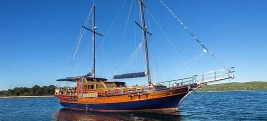 Unforgettable Adriatic cruise in an intimate gulet ship, Montenegro & Croatia