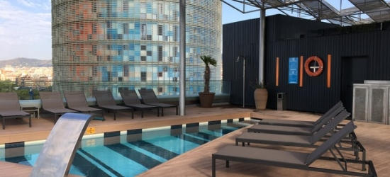 £40pp Based on 2 people per night | The Gates Hotel Diagonal, Barcelona, Spain