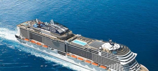 Gleaming Dubai stay with excursions & a luxe UAE cruise, JW Marriott Marquis Hotel Dubai & MSC Bellissima Cruise