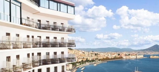 £51pp Based on 2 people per night | BW Signature Collection Hotel Paradiso, Naples, Italy