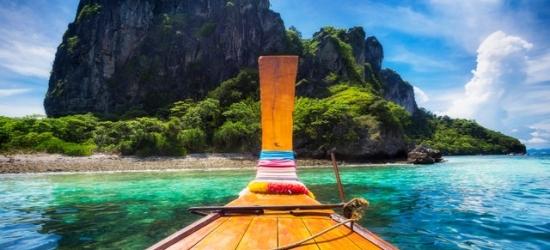 Tropical Thailand city stint & island-hopping holiday, Bangkok, Koh Phi Phi & Phuket