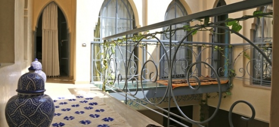 £42pp Based on 2 people per night | Riad Infinity Sea, Marrakech, Morocco