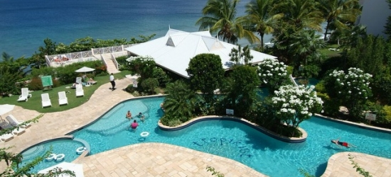 Tobago - All-inclusive oceanfront holiday with ocean views & spa perks