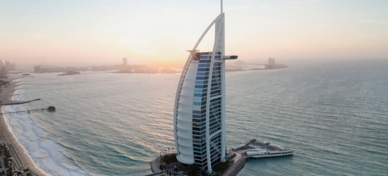 £506pp Based on 2 people per suite per night | Burj Al Arab Jumeirah, Dubai