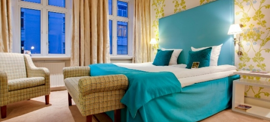 £66pp Based on 2 people per night | First Hotel Mayfair, Copenhagen, Denmark