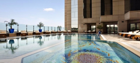 £40pp Based on 2 people per night | Fairmont Dubai, Dubai, UAE