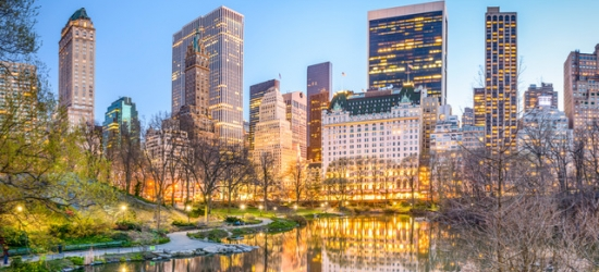 £60pp Based on 2 people per night | Hilton Garden Inn New York/Central Park South-Midtown West, Midtown, New York