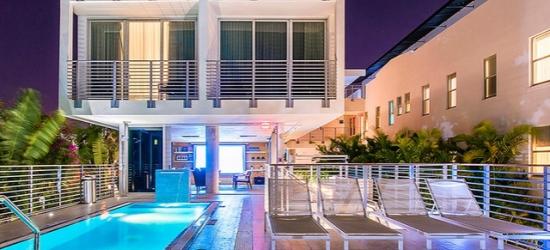£39pp Based on 2 people per night | Urbanica The Meridian Hotel, South Beach, Miami, Florida