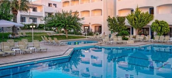All-inclusive Crete getaway to a modern coastal resort, Blue Resort Rethymno, Greece