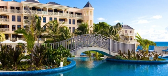 5* sun-soaked Barbados beach holiday with a private pool suite, The Crane Resort, St Philips