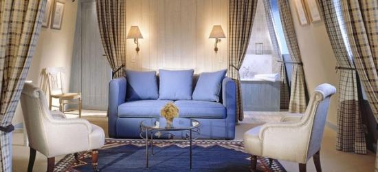 £62pp Based on 2 people per night | Hotel Elysees Regencia, Paris, France