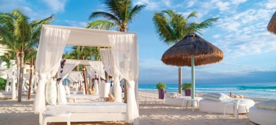 5* all-inclusive Cancún escape with private pool at a new beachfront hotel, Now Emerald Cancún, Mexico