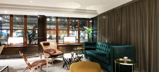 £37pp Based on 2 people per night   Elite Park Avenue Hotel, Gothenburg, Sweden