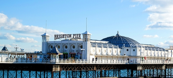 £45pp Based on 2 people per night | The Old Ship Hotel, Brighton, East Sussex