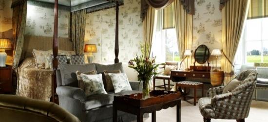£65pp Based on 2 people per night | Ston Easton Park, Near Bath, Somerset