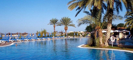 5* all-inclusive Cyprus beach holiday, Coral Beach Hotel & Resort, Paphos