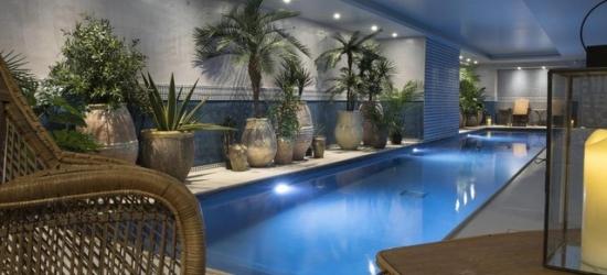 £77pp Based on 2 people per night | Hotel Monte Cristo, Paris, France