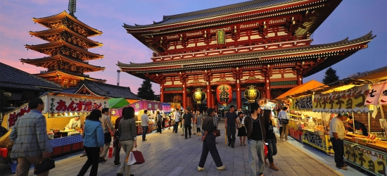 17-nt luxury China & Japan cruise with Shanghai stay