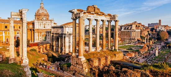 6-nt Med cruise on new ship with Rome stay, save £300