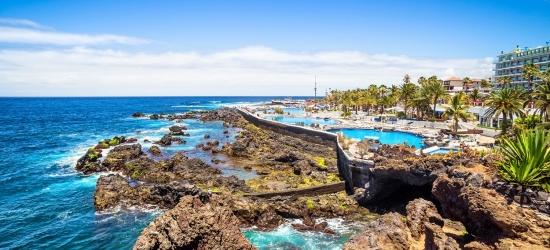 Last-minute Tenerife: 4-star holiday