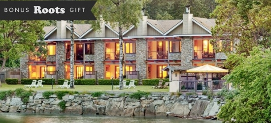 £221 & up -- Award-Winning Galiano Island Stay w/Golf, Sailing or Kayaking