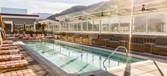 £110 --Chic Palm Springs Kimpton Hotel, 40% Off