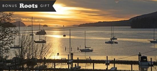 $68 & up -- Salt Spring Island Retreat, 40% Off