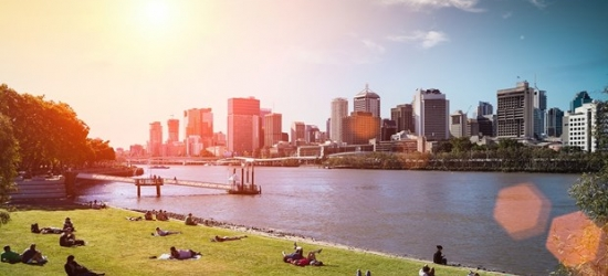 £54 -- Brisbane: Riverside Apartment Stays w/Extras, up to 52% Off