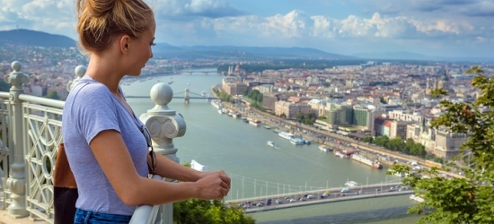 ✈ Prague, Vienna, and Budapest: 6 or 9 Nights at a Choice of Hotels with Flights and Train Transfers*