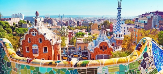 ✈ Barcelona: 2 to 4 Nights at a Choice of Hotels with Return Flights*