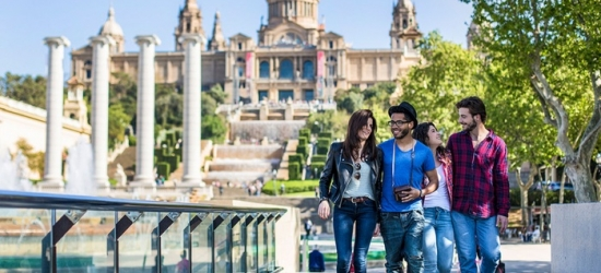 ✈ Barcelona: 2 to 4 Nights at a Choice of Hotels with London Return Flights and Options on Sagrada Familia Tour*
